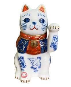 Shiawase Neko Lucky Cat 7436 Left hand