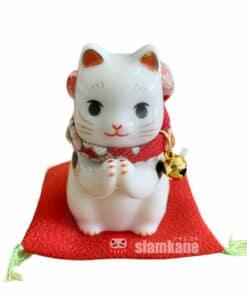 Shiawase Neko Lucky Cat 7649